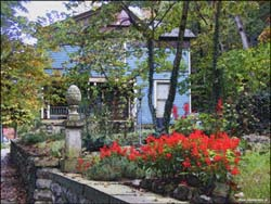 Eureka Springs Historic neighborhood...Click here to see the image larger