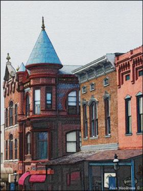 Van Buren, Arkansas...Click here to see the image larger