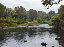 War Eagle River ...Click here to see the image larger