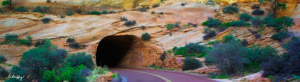 Tunnel at Zion National Park