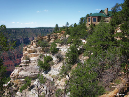 Lodge at the Grand Canyon North Rim