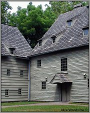 Cloister building