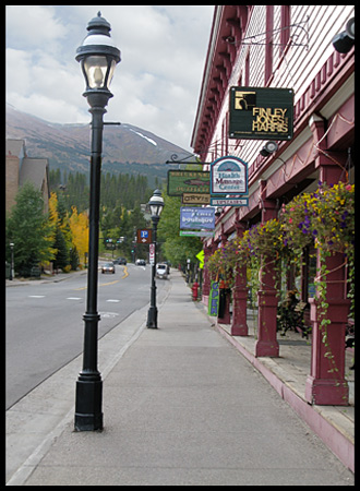 Breckenridge is the most-visited resort area in the US