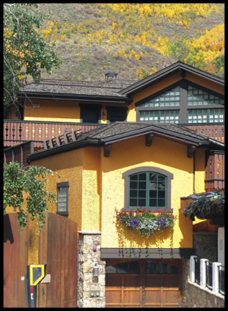 Vail is comprised of nearly 5,000 full-time residents and an estimated 5,000 part-time residents.