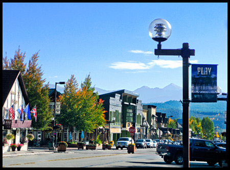 Frisco is encircled by the Arapahoe National Forest, and bordered by the shores of Lake Dillon.