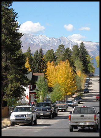 Leadville has been called the center of Colorado's history.