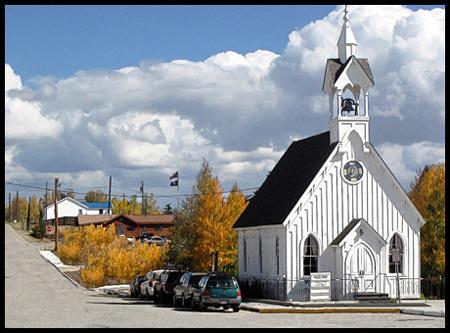 A delightful church building in Fairplay