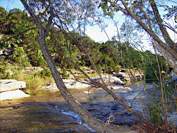 Bull Creek -- click to see larger version