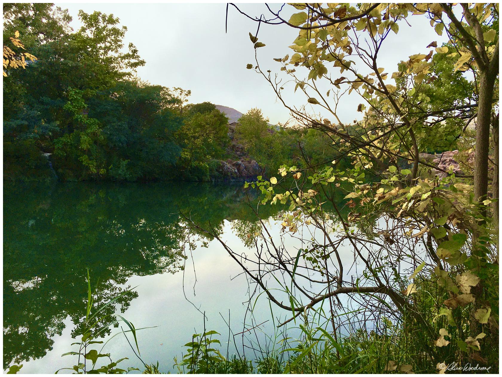 Medicine Park Creek
