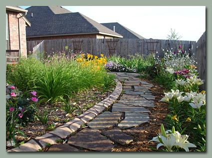 Garden Back May27